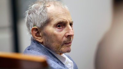Robert Durst Found Guilty of Killing Longtime Friend to Conceal Wife's Murder