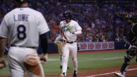 Rays Clinch 2nd Straight AL East Title, Beat Marlins 7-3