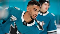 NHL Suspends Sharks' Evander Kane for 21 Games For Submitting Fake Vaccination Card