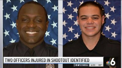 Two Officers Injured After Shootout In Doral Identified