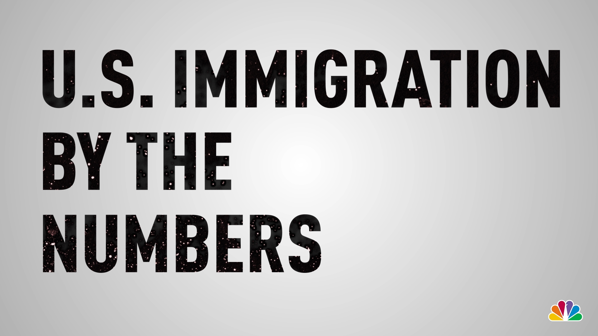 US Immigration by the Numbers