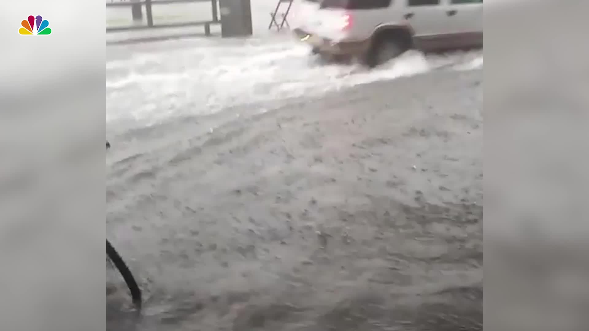 Storms Bring Flooding to New Orleans – NBC Palm Springs