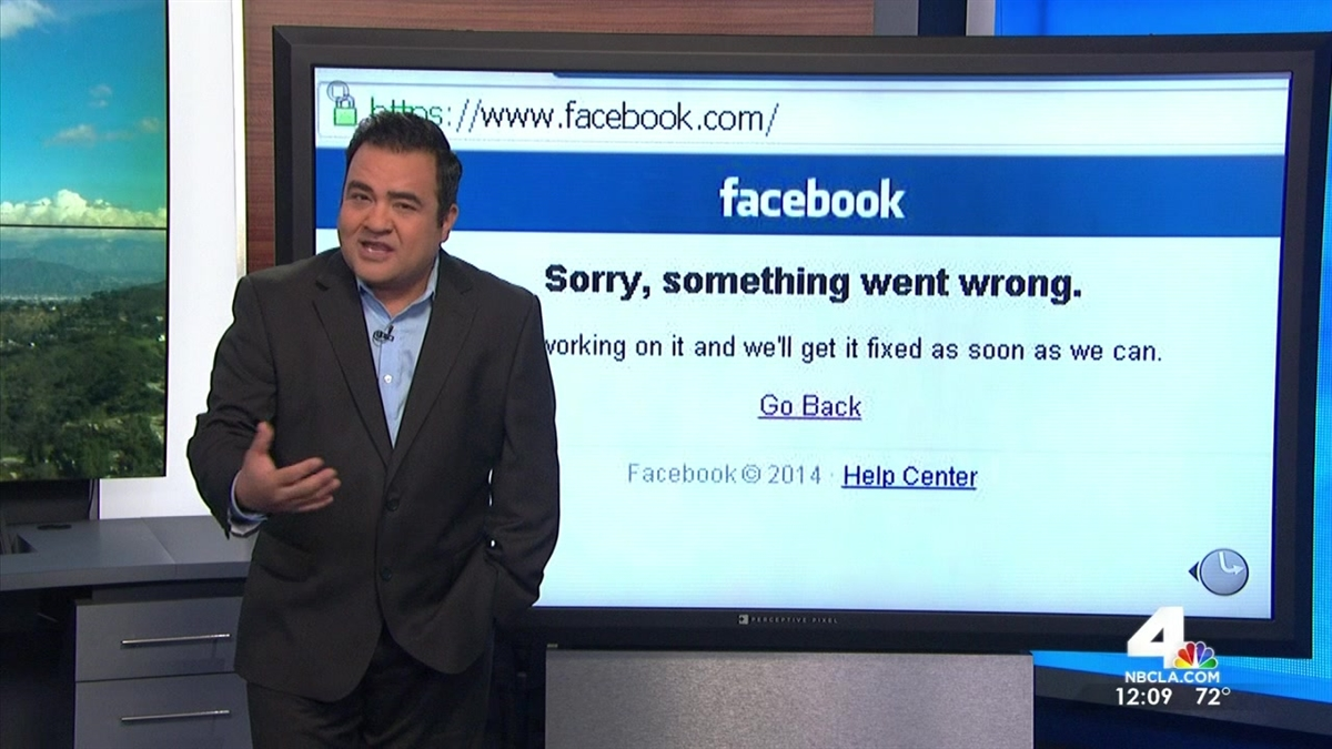 Social Media Lights Up During Facebook Outage