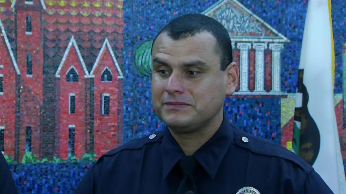 5 inspiring police stories this week