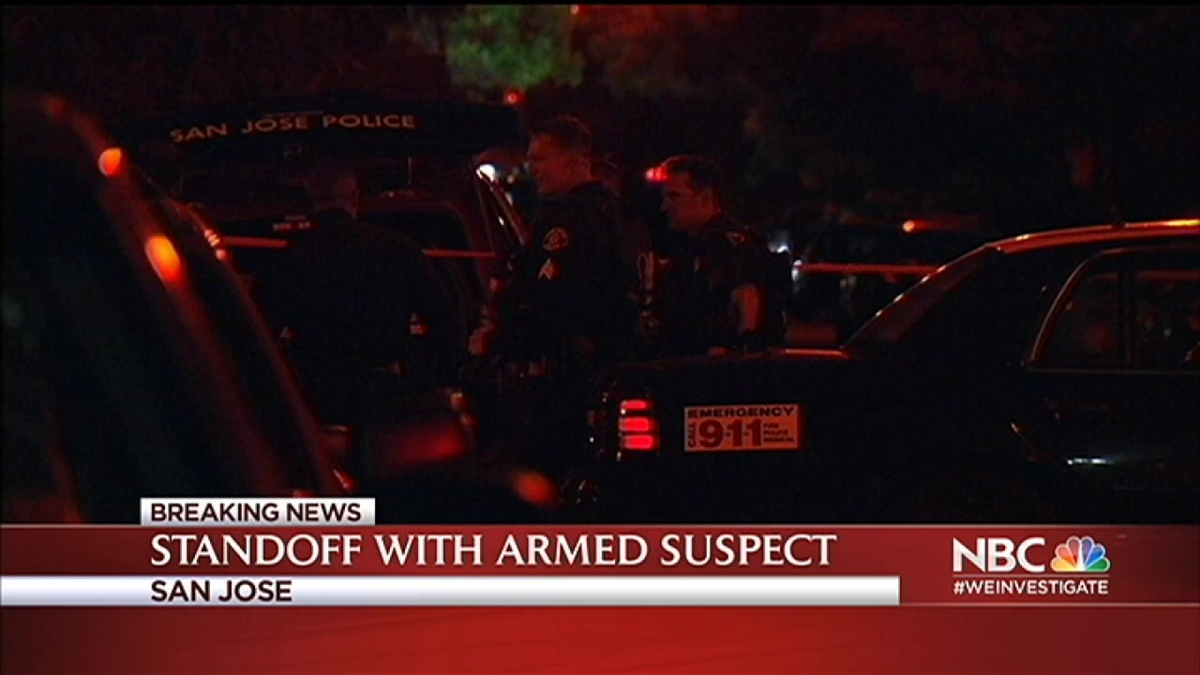 Armed Man Barricades Self in San Jose Home: Police