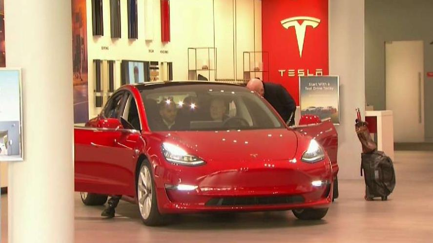 Tesla Finally Launches Model 3 for $35K | NBC Connecticut