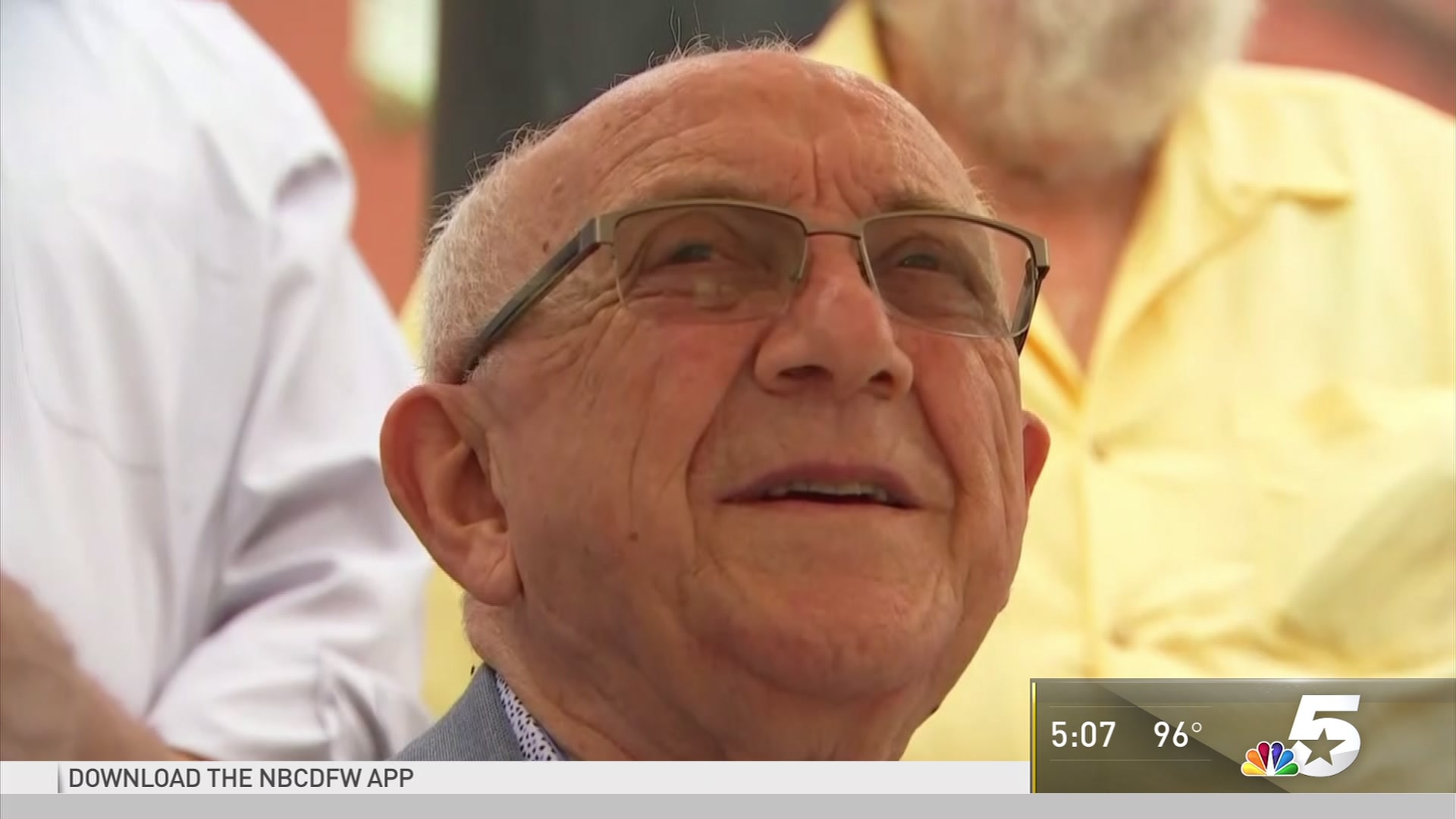 Dallas Holocaust Museum - NBC Channel 5 Coverage on the