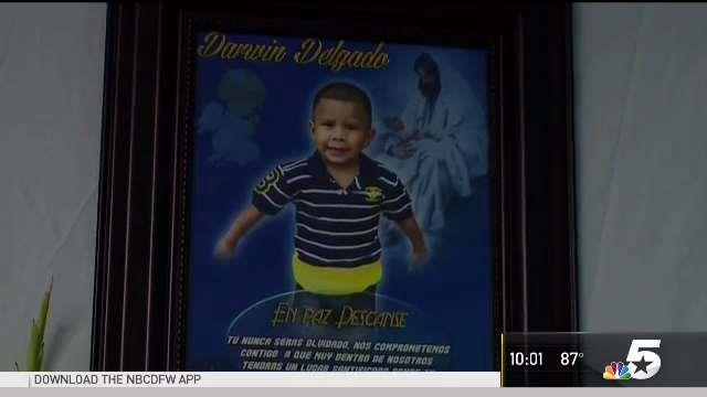 How did another 4-year-old die under Dallas CPS' watch when
