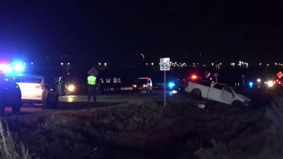 2 Adults, Infant Killed in Fort Worth Rollover Crash
