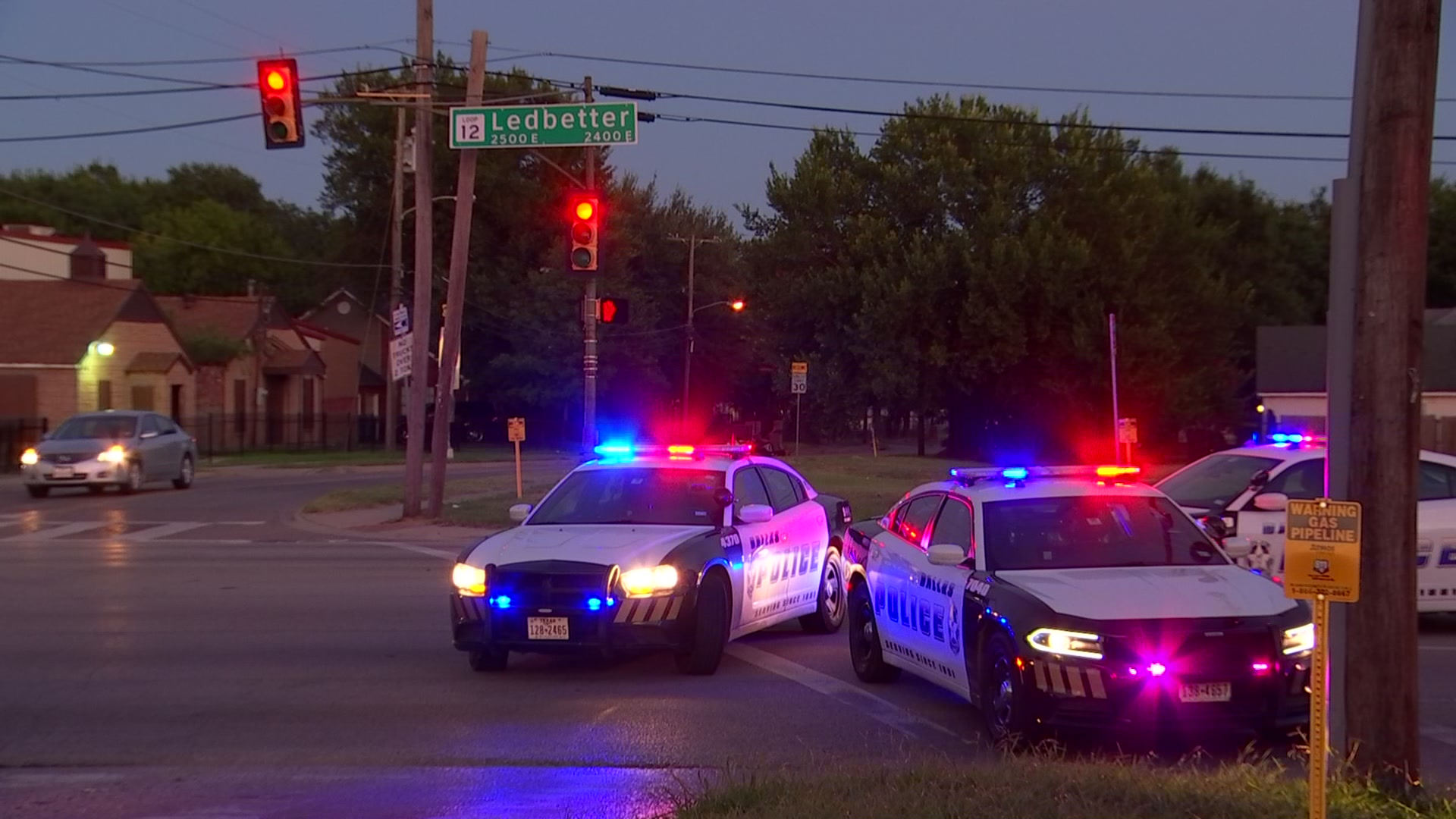 Driver Killed in Wrong-Way Crash in Dallas