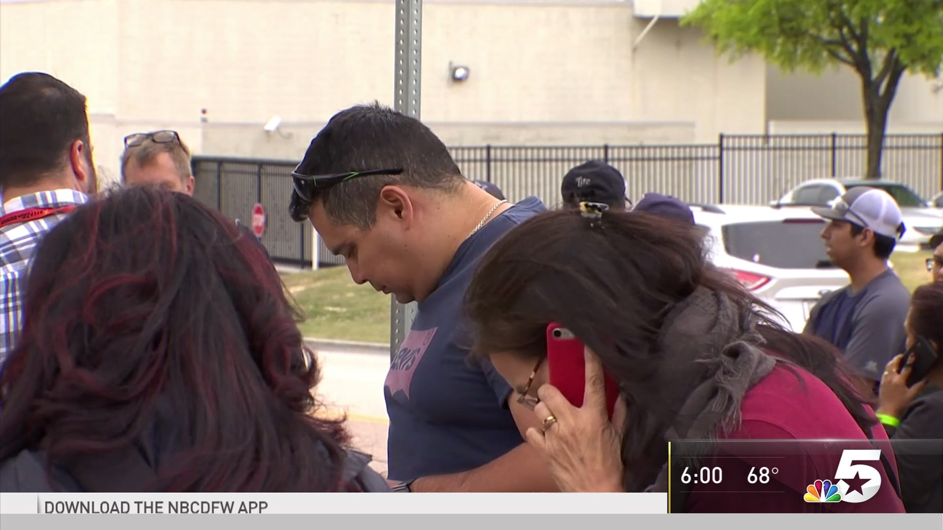 ICE arrests more than 280 at Texas business, biggest