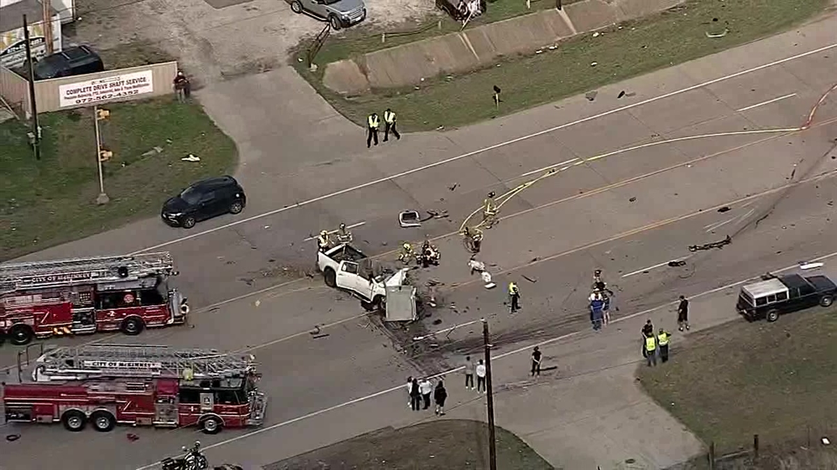 Deadly Crash in McKinney