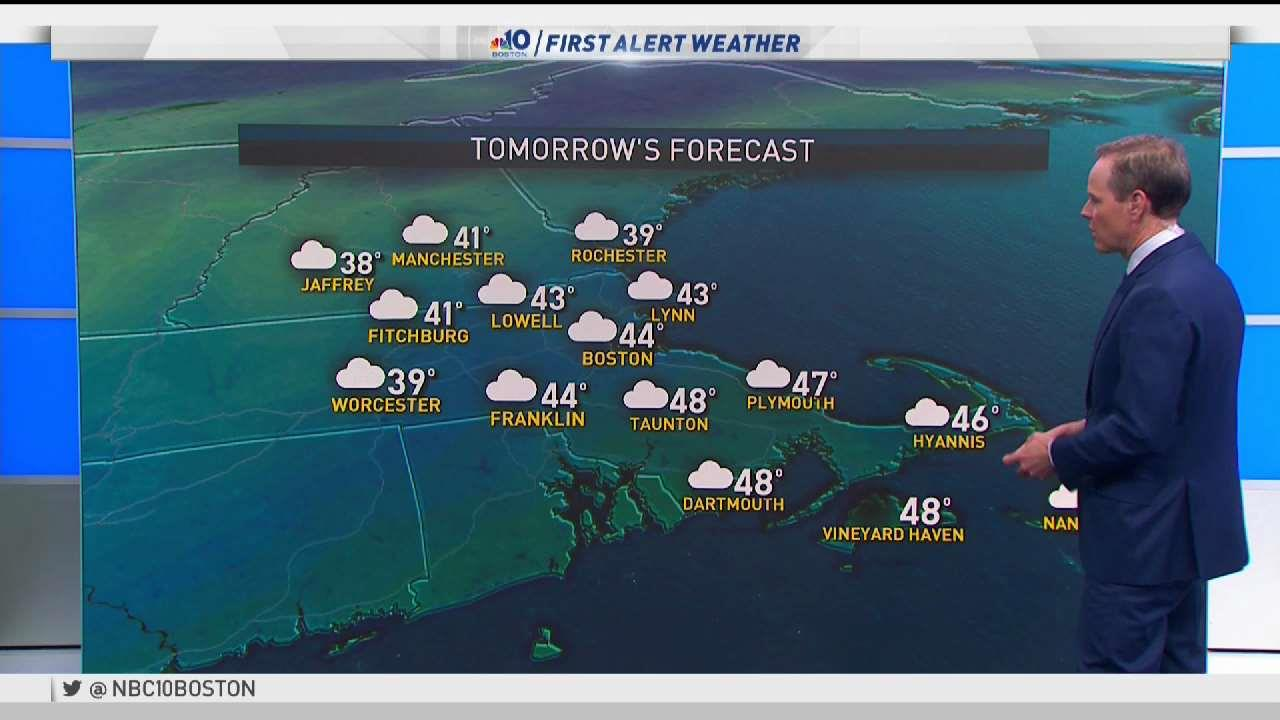 Weather Forecast: Thaw After Deep Freeze