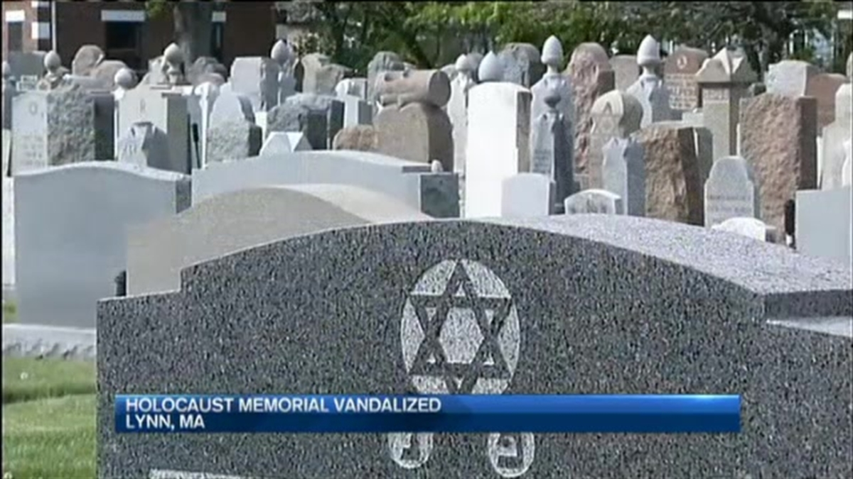 Holocaust Memorial Vandalized With Pig Meat