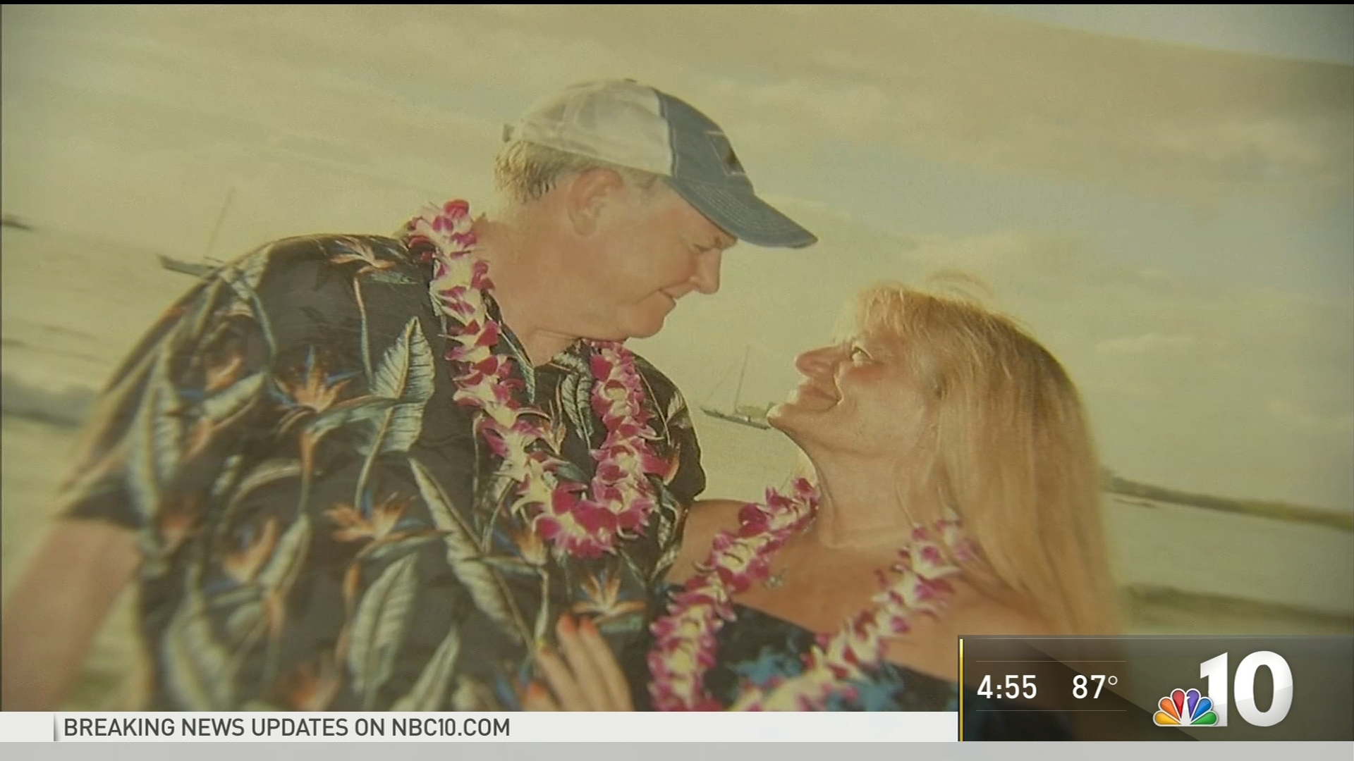 Couple Recovers Wedding Ring Lost In Hawaii