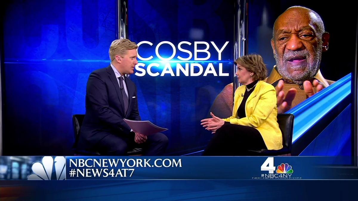 Gloria Allred Discusses Bill Cosby Case