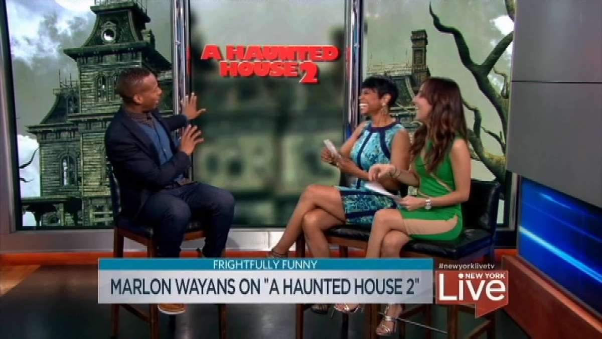 Marlon Wayans on