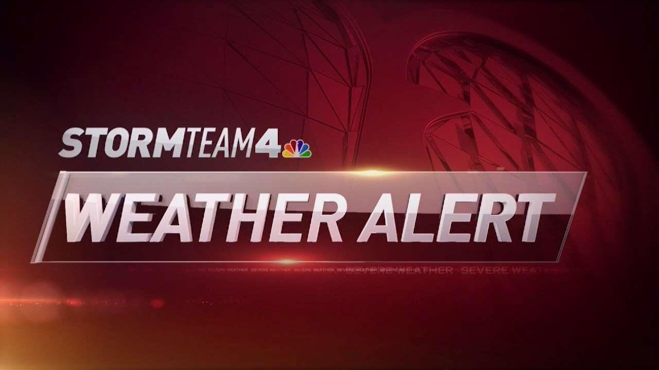 Storm Team 4 Severe Weather Alert