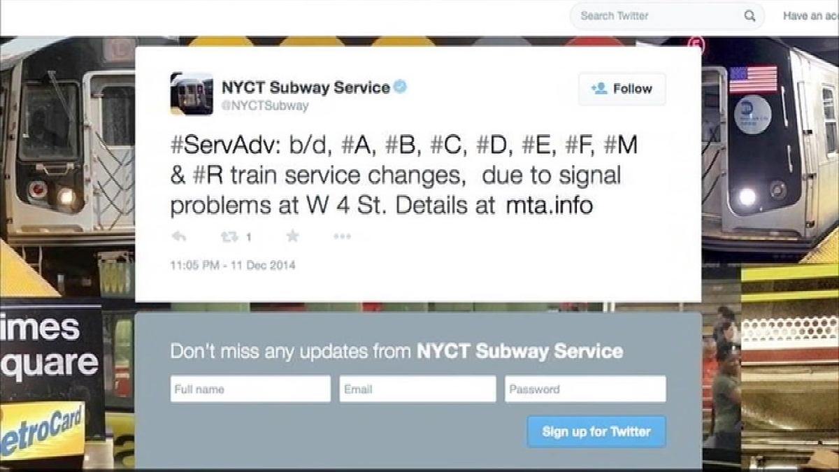 MTA Answers for Thursday's Subway Standstill