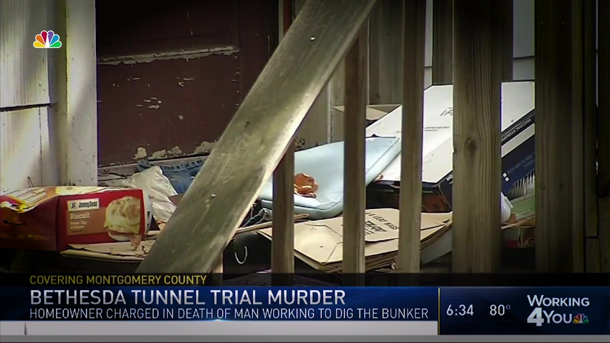 Millionaire Sentenced to 9 Years for Deadly Bethesda Tunnel