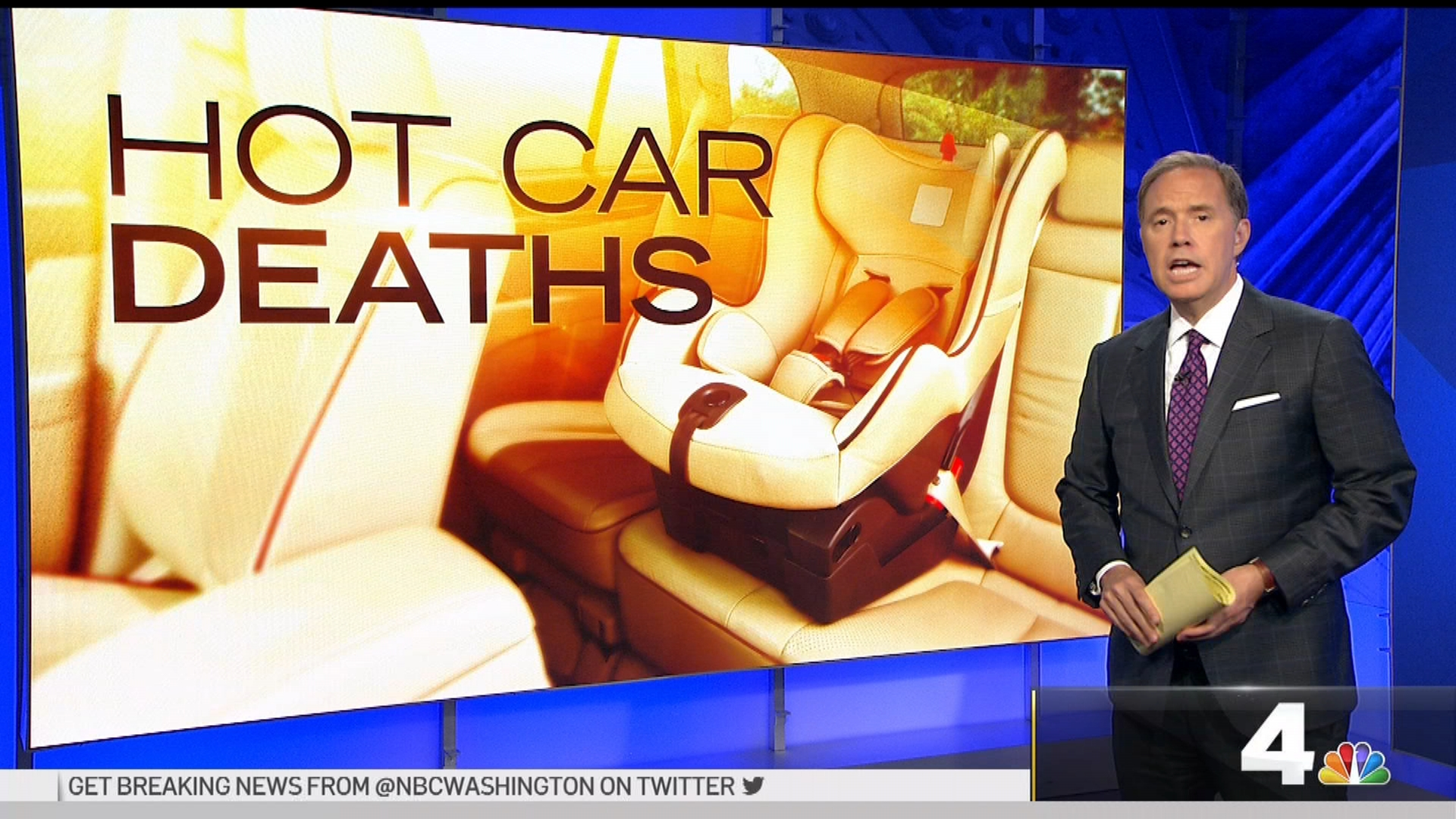 Groups Say Automakers' Plan to Prevent Hot Car Deaths Falls