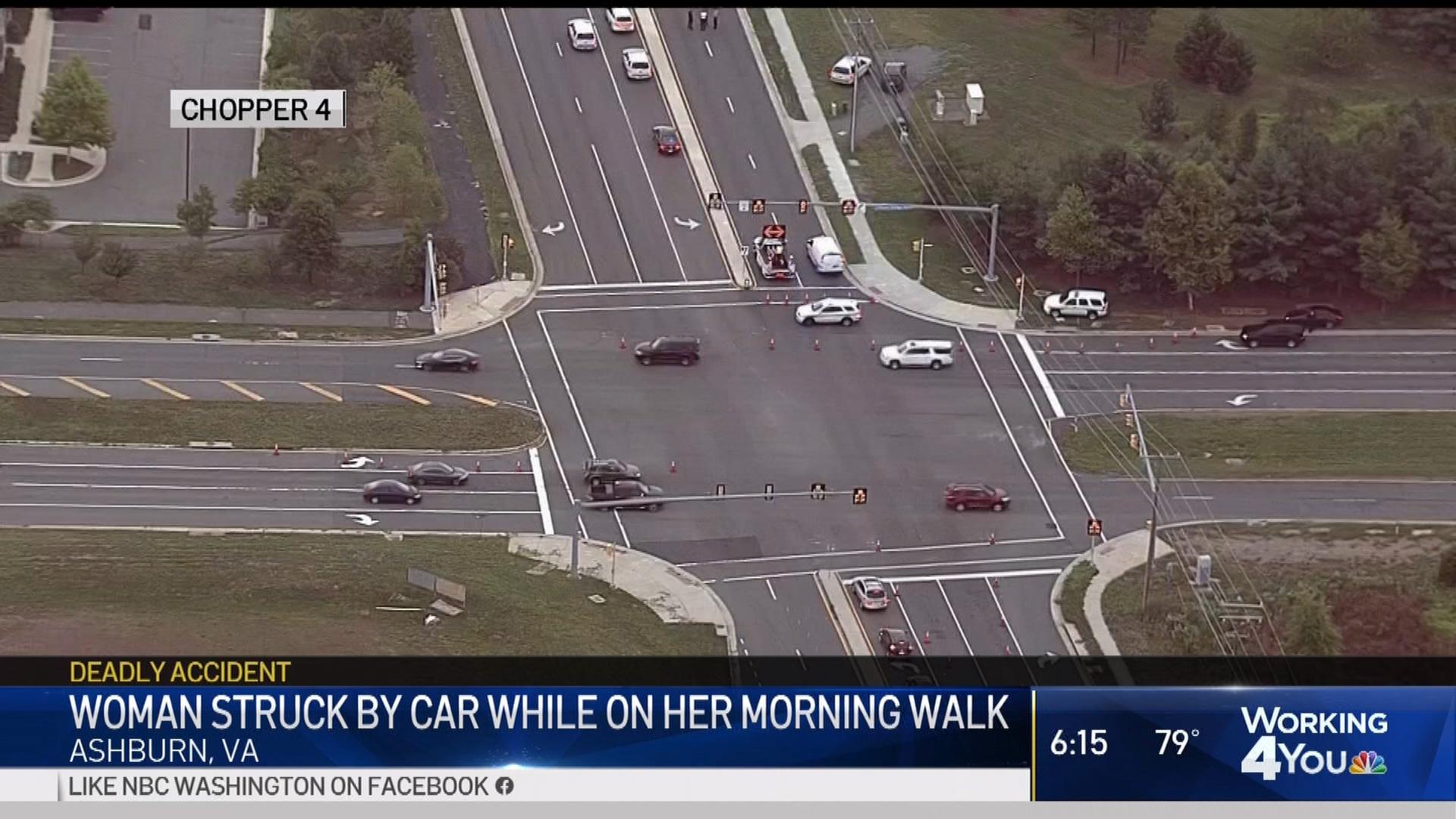 Pedestrian Killed in Early-Morning Crash in Ashburn | NBC4