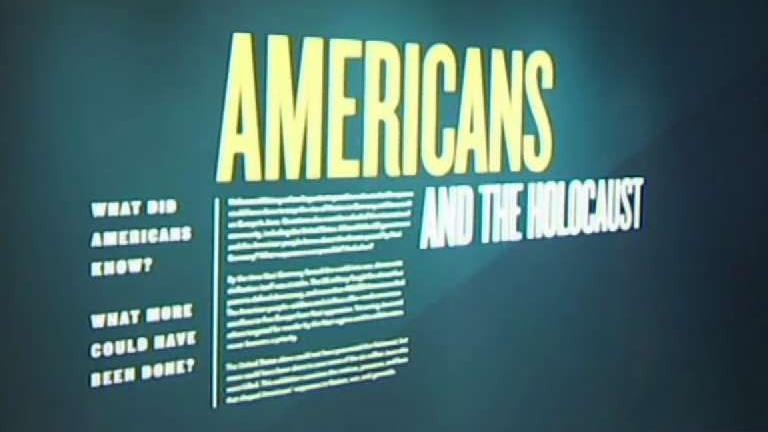 Holocaust Museum Exhibit Looks at What US Could Have Done