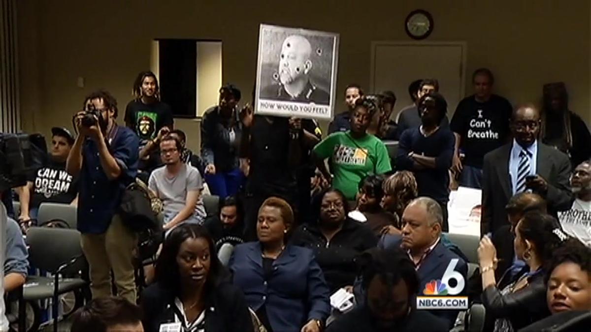 North Miami Beach Council Bans Police Using Mugshots for Targets