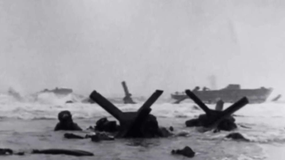 Simsbury Man Lived Through D-Day