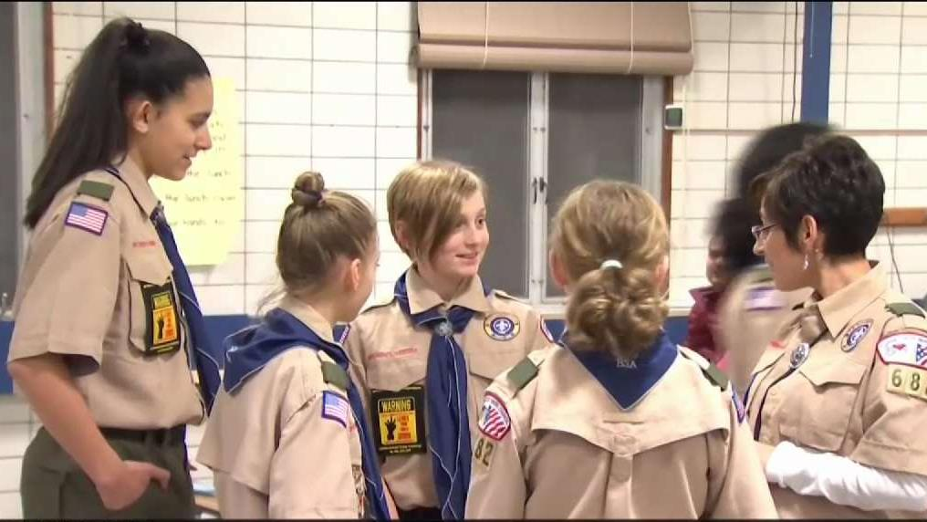 Boy Scouts of America to Officially Welcome Girls Into the