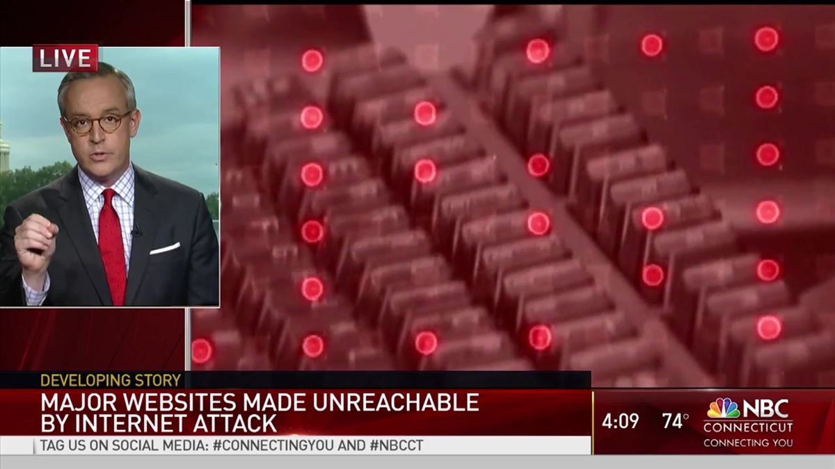 Third Wave of Cyber Attack Reported