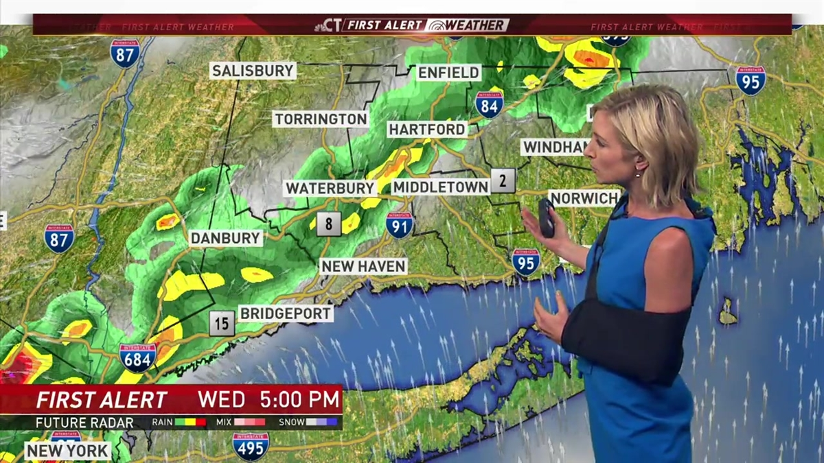 Severe Thunderstorm Watch in Effect for State