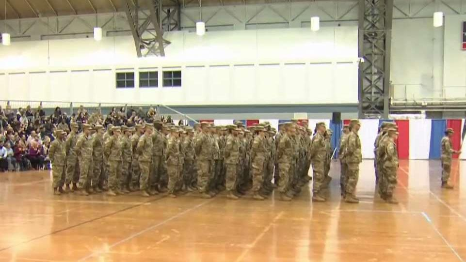 Connecticut National Guard Unit to Deploy to Guantanamo Bay