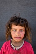 Mona Emad, 5, from Hassakeh, Syria