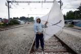 APTOPIX Greece Stranded Families Photo Gallery