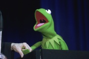 GettyImages-2282250 Not Easy Being (Formerly) Green: The Kermit Saga Continues