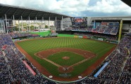 GettyImages-468758022 Uber Creates Pick-Up, Drop-Off Lot At Marlins Park
