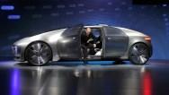 CES Self-Driving Mercedes