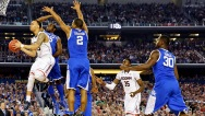 NCAA Kentucky UConn Final Four Basketball