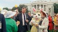 George Bush Easter