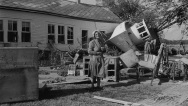4. Hurricane Audrey 1957