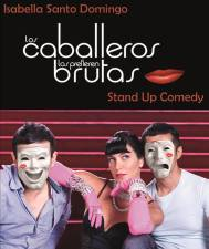 Isabella Santo Domingo Does Stand-Up Comedy
