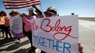 Immigration Activists Rally, Continue Push for Reunification