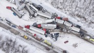 3 Dead in Pile-up on Pa. Interstate Involving Dozens of Vehicles