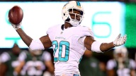 Dolphins' Jones to Miss Rest of Season With Shoulder Injury