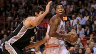Whiteside Ejected in Heat Loss to Spurs