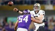 Divisional Round: Saints vs. Vikings
