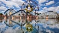 10. Disney California Adventure Park
