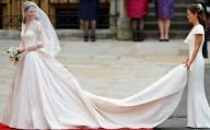 Kate Middleton Train
