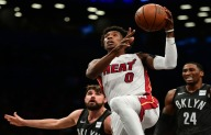 Heat End Three Game Losing Streak With Win Over Brooklyn